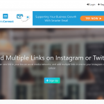 Add Multiple Links On Instagram In One Link - Linkr in